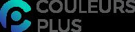 Couleurs Plus - Logo